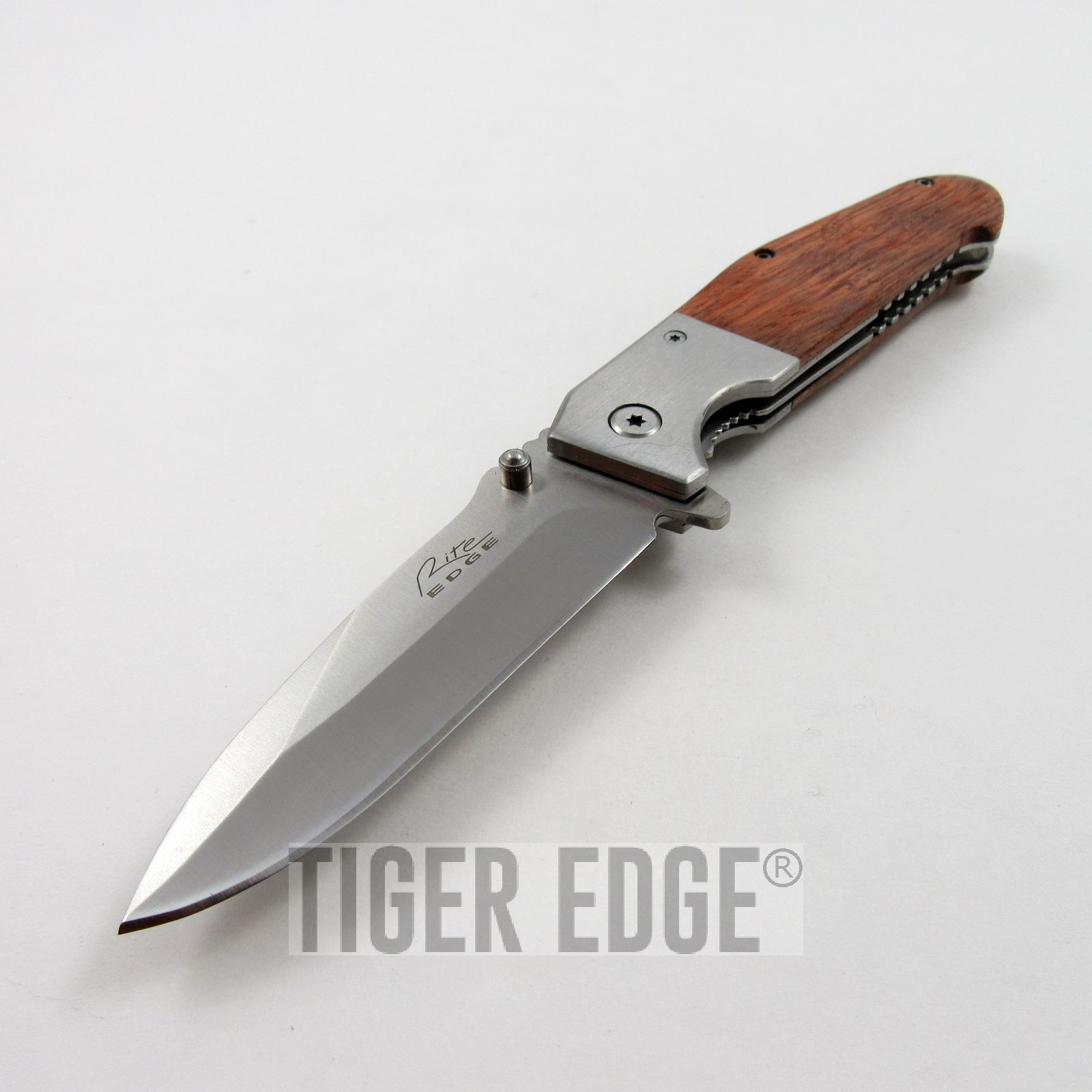 Wooden pocket knife