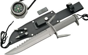 FIXED-BLADE SURVIVAL KNIFE | 15