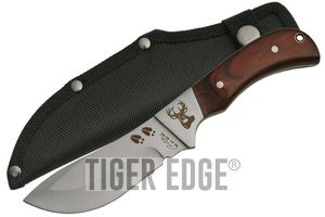 FIXED-BLADE HUNTING KNIFE   4