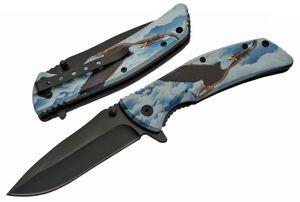 SPRING-ASSIST FOLDING POCKET KNIFE   3.5