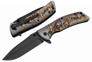 SPRING-ASSIST FOLDING POCKET KNIFE | 3.5
