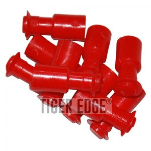 Blowgun Ammo | 10 Piece Plastic Stun Thumper Darts - No Needle