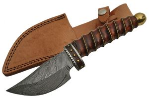 FIXED-BLADE HUNTING KNIFE 9.25