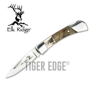 Folding Pocket Knife | Elk Ridge 2.25
