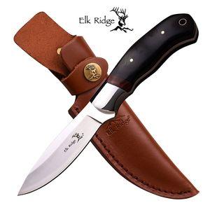 FIXED BLADE HUNTING KNIFE Elk Ridge 8.25