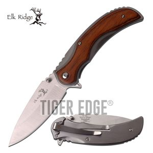 FOLDING POCKET KNIFE | Elk Ridge 3.5