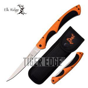 Folding Fillet Knife Elk Ridge 12.7