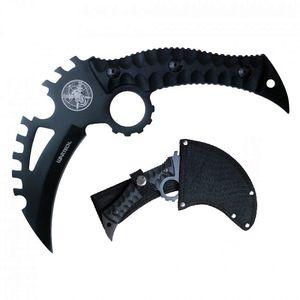 Tactical Knife   Wartech 8.25