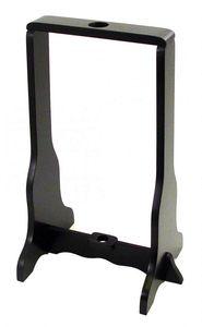 Universal Katana Stand | Black Wood Single Sword Upright Display