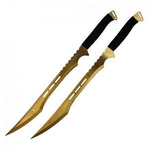 Tactical Sword Set Dual 27