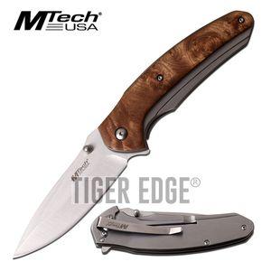 FOLDING POCKET KNIFE   Mtech 3.5