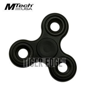 Fidget Spinner | Low-Cost Black Stainless Steel Bearing MT-FSP003BK