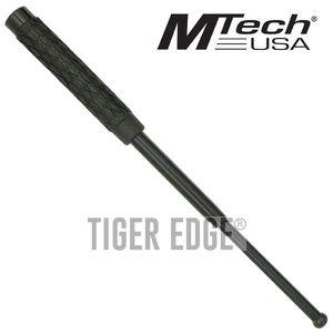 Mtech Black Rubber Handle 16