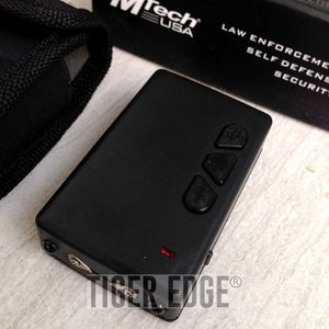 Mtech Black Mini 950,000 Volt Self Defense Stun Gun