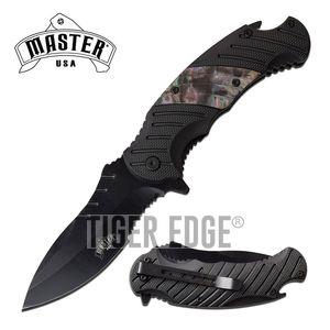 Spring-Assist Folding Knife   3.75