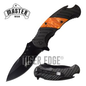 Spring-Assist Folding Knife | 3.75