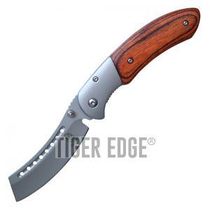Spring-Assist Folding Pocket Knife Buckshot 8