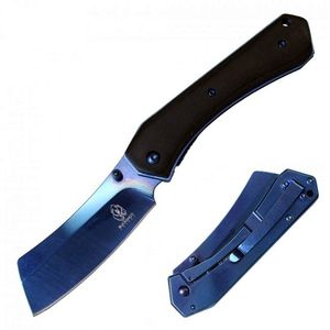 Spring-Assist Folding Knife | Buckshot 3.25