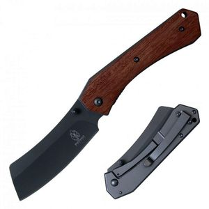 Spring-Assist Folding Pocket Knife Buckshot 3.25