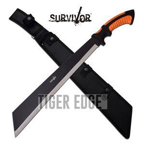 Tanto Machete | Survivor 24