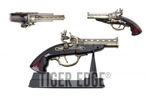 Antique Flintlock Pistol 7