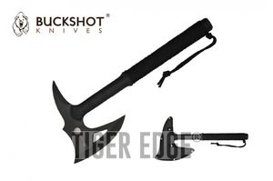 Tactical Axe Hatchet Tomahawk Pick Black 17