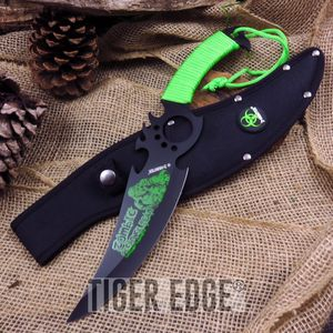 Z-Hunter Fantasy Fixed Blade Knife w/ Sheath