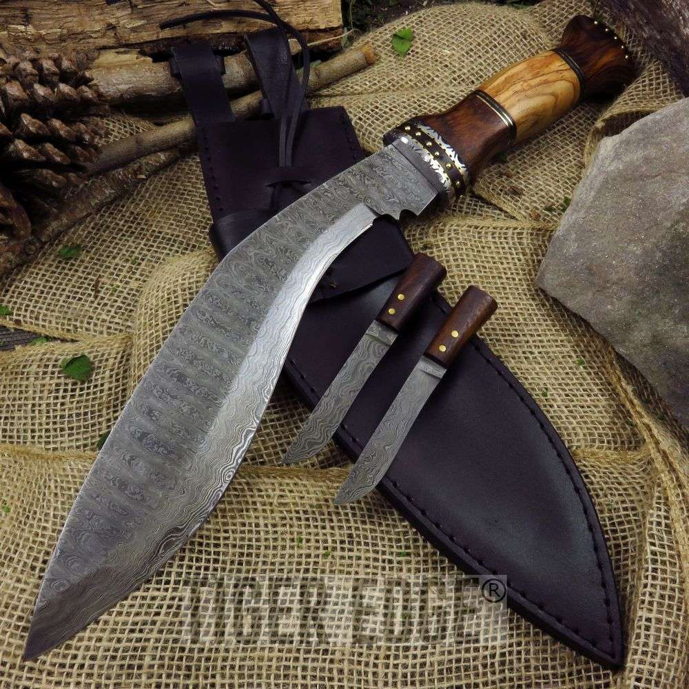 Fixed-Blade Machete 18