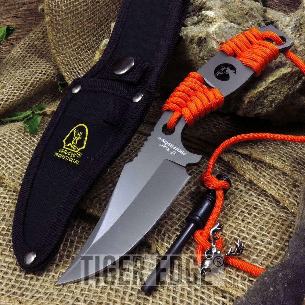 Elk Ridge Pro 8