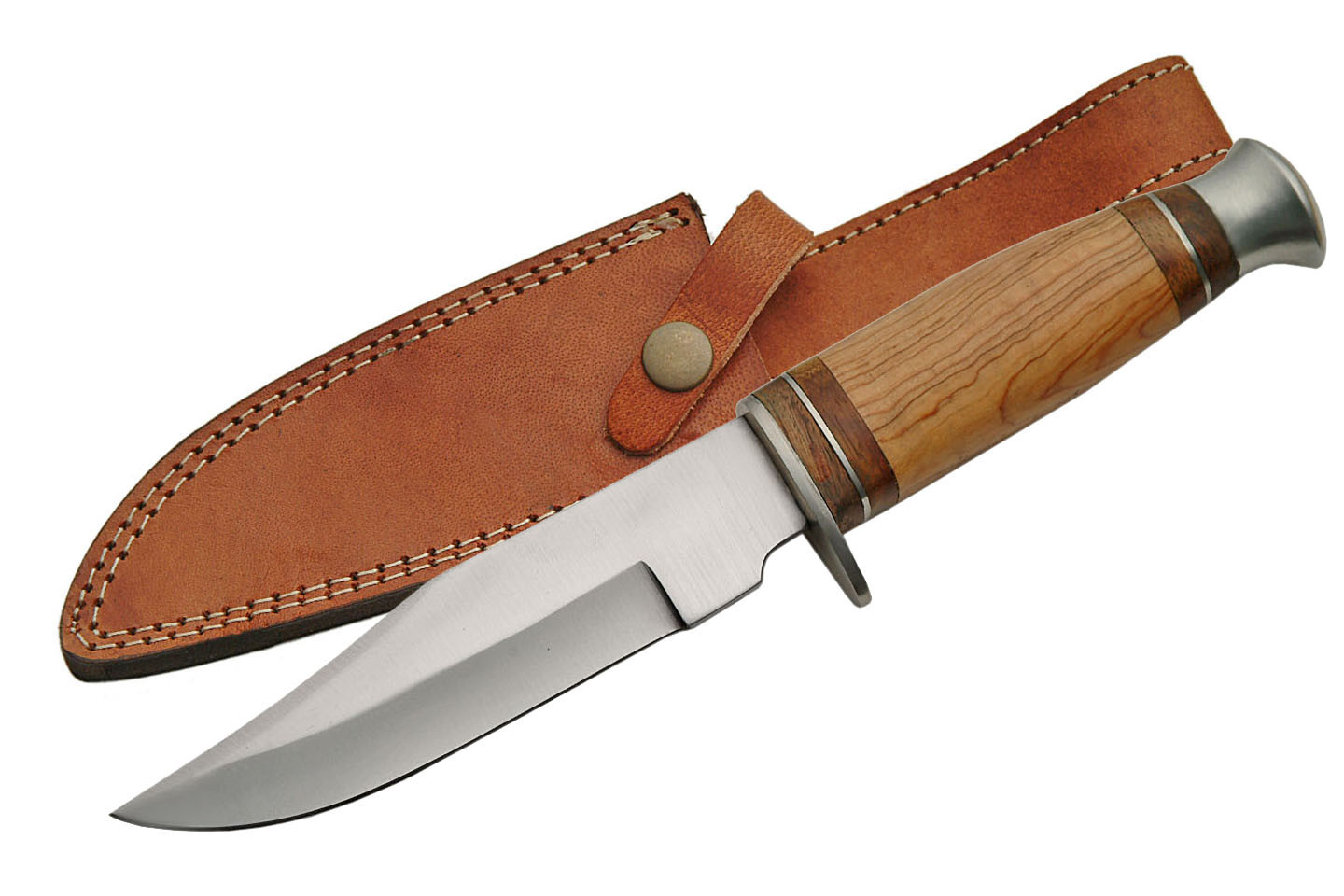 Fixed-Blade Hunting Knife 11