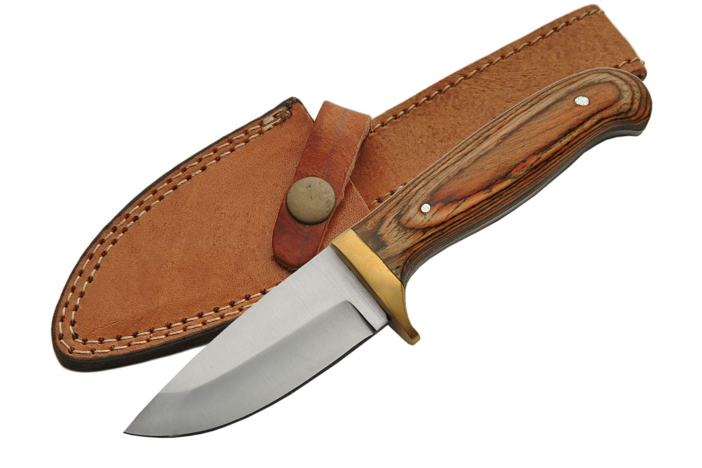 Fixed-Blade Hunting Knife | 7.5