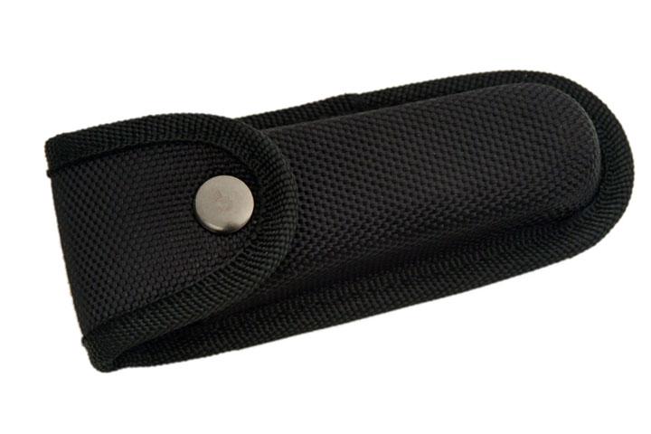 Black Hard Boxed Reinforced Nylon Belt Sheath For 5