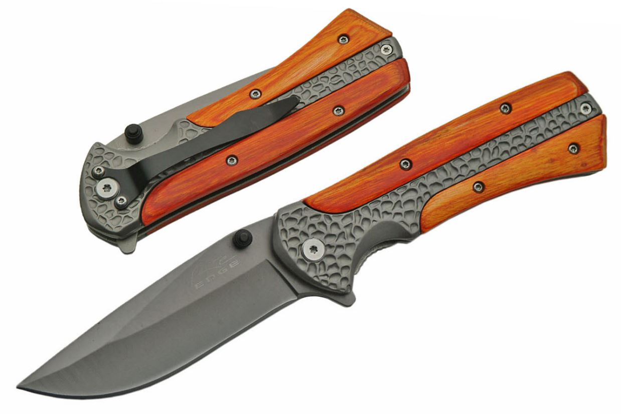Spring Assist Folding Knife | 3.75