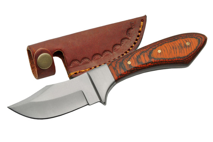 Fixed Blade Hunting Knife   7