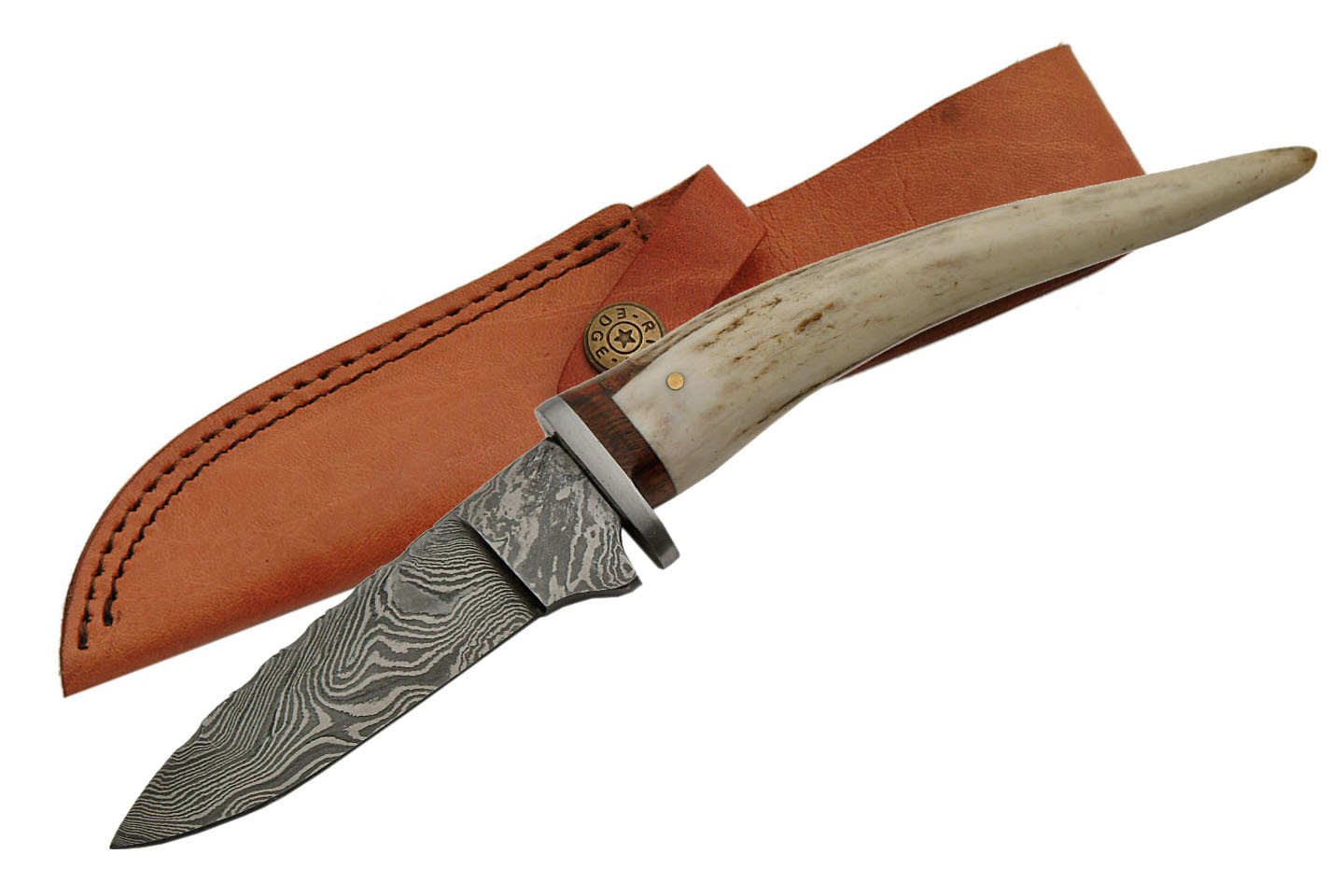 Fixed-Blade Hunting Knife | 9.75