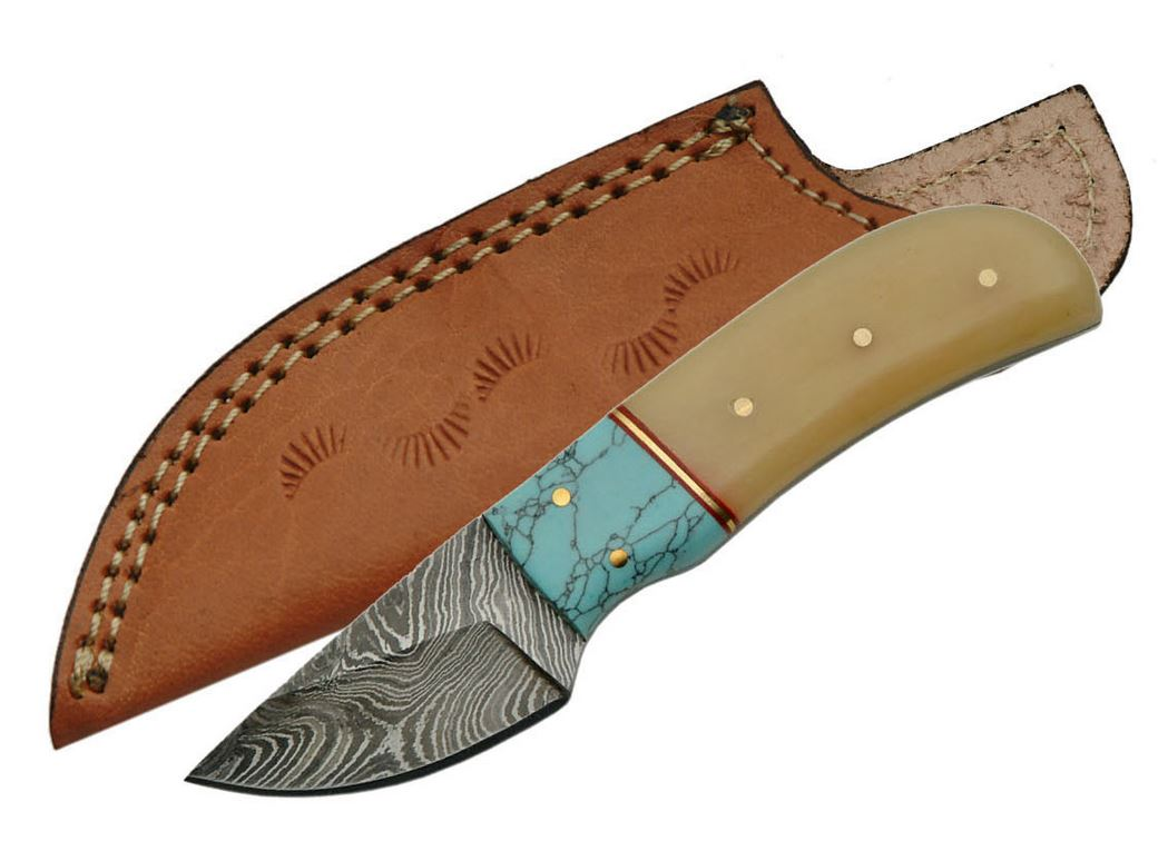 FIXED-BLADE HUNTING KNIFE | 3 5
