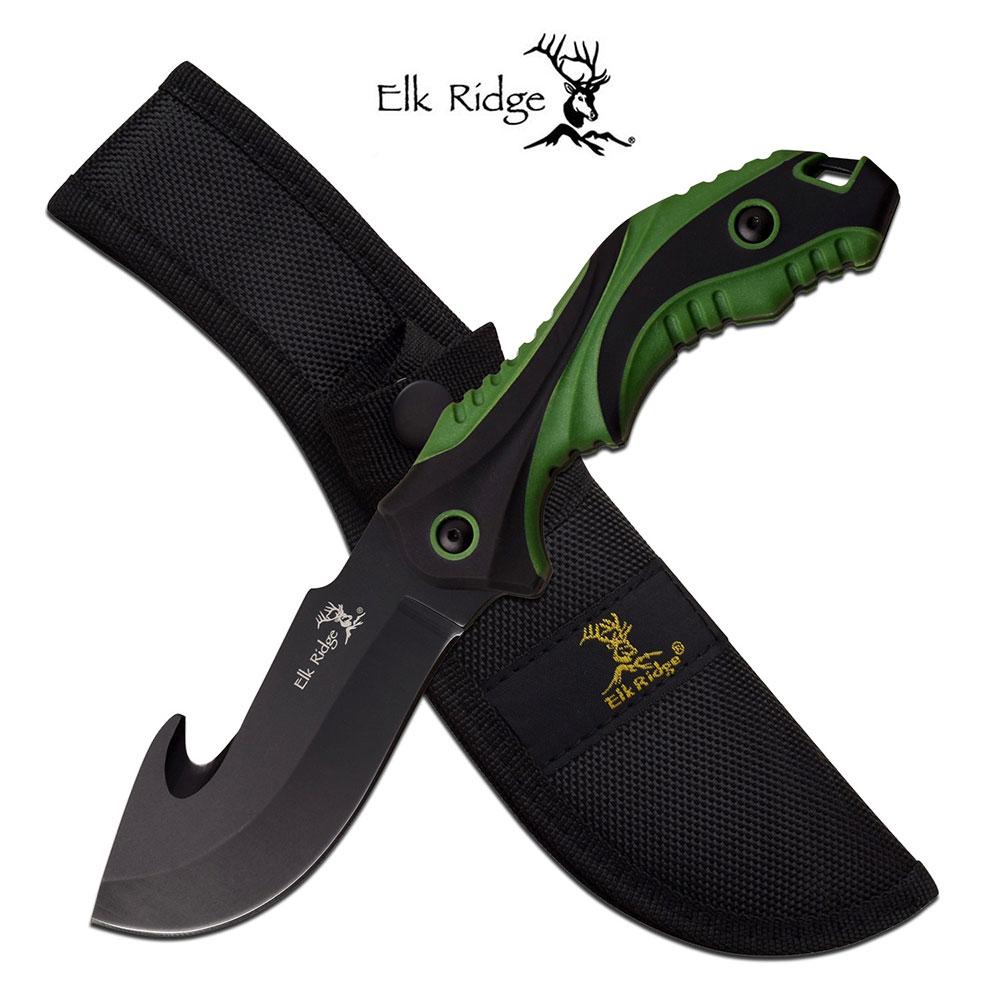Fixed-Blade Hunting Knife Elk Ridge 9.2