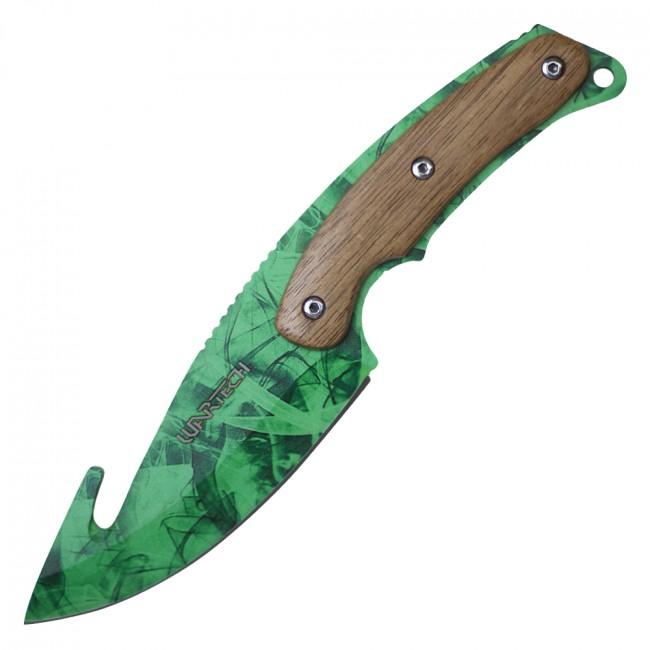 Gut Hook Hunting Knife | Wartech 9.5