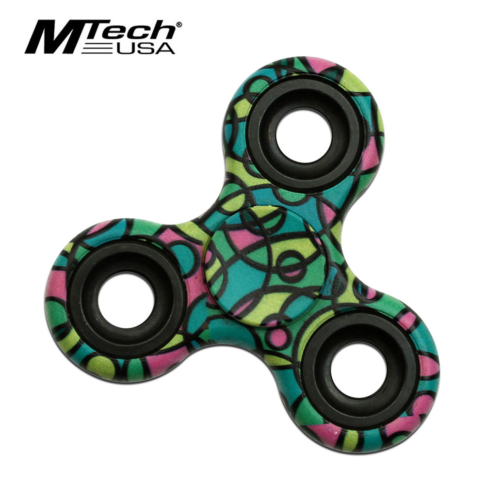 Fidget Spinner   Low-Cost Stainless Steel Bearing Mt-Fsp003Cl