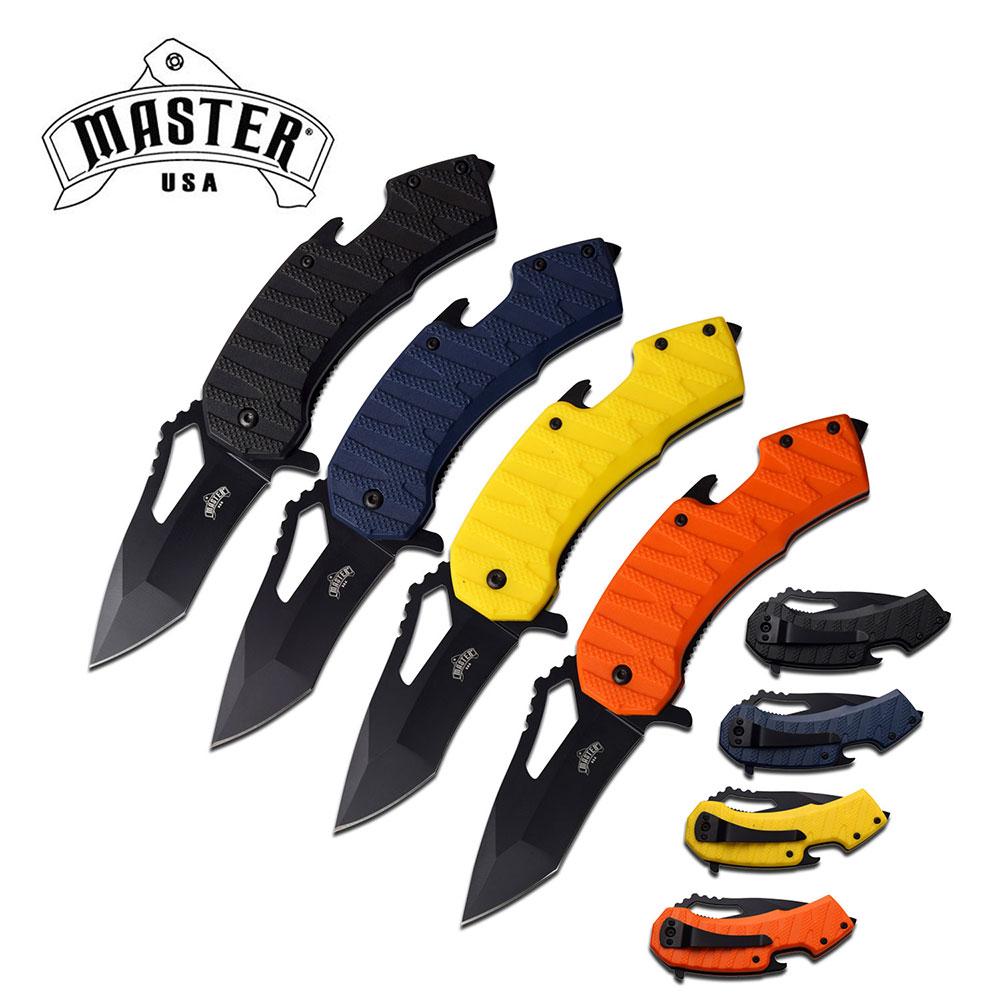 12 Pc. Spring-Assist Folding Knife Set 3