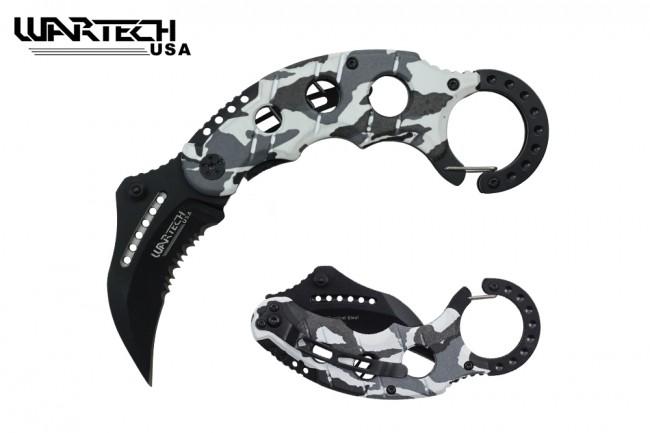 Spring-Assisted Folding Knife | 2.5