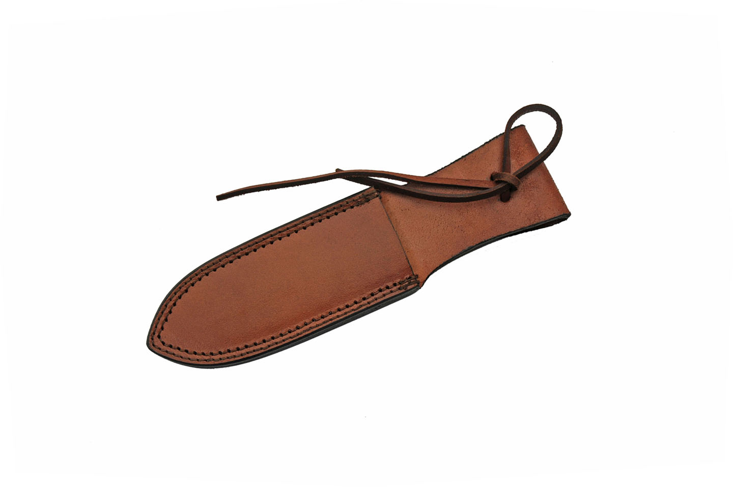 "Belt Sheath for 6"" Fixed-Blade Knives 