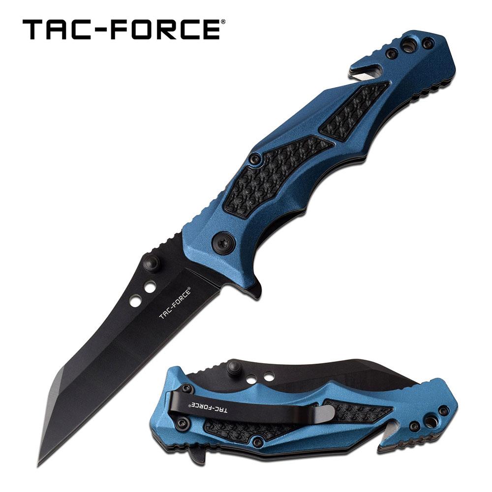 Spring-Assist Folding Knife Tac-Force 3.25