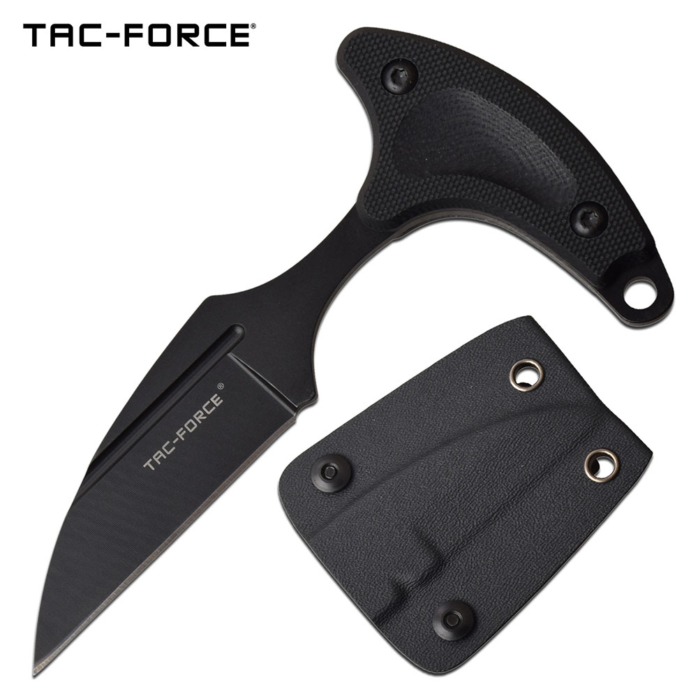 Push Dagger | Tac-Force Fixed-Blade Tactical Combat Full Tang Punch Knife