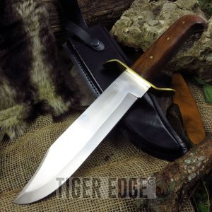 Fixed-Blade Bowie Knife | 15