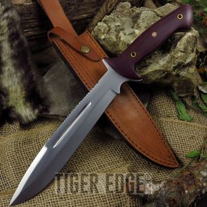 Fixed-Blade Hunting Knife 15