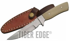 Fixed-Blade Hunting Knife 7