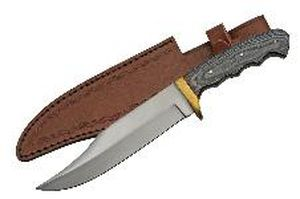 Fixed Blade Bowie Knife | 12.25