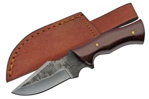 Hunting Knife | Carbon Steel Blade Micarta Handle Full Tang 6.25