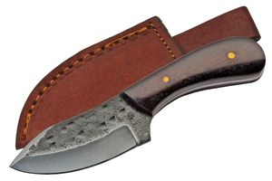 Hunting Knife | Carbon Steel Blade Micarta Handle Full Tang 6